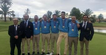 Galicia, vencedora  en el Campeonato Interautonómico de Pitch&Putt 2019