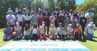 Golf en Colegios en Pontevedra