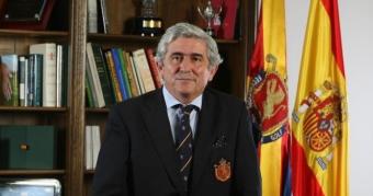 Gonzaga Escauriaza, única candidatura a la Presidencia de la RFEG