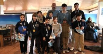 I Edición SCRAMBLE Galicia Junior Cup