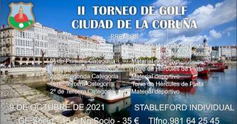 II TORNEO CIUDAD DE LA CORUÑA