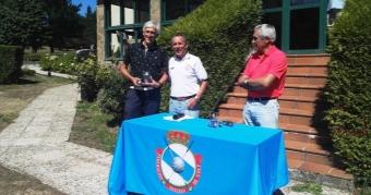 Se inicia la décima edición del Circuito Gallego Senior