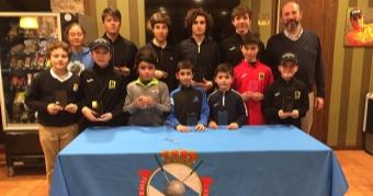 Inicio de la 25ª edición de la Liga Gallega Juvenil 2019 en el RCG La Coruña