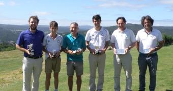 Iñigo López-Pizarro campeón del Trofeo Xunta de Galicia