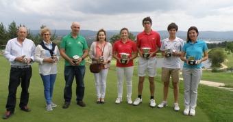 Iñigo Maruri y Marta García Campeones de Parejas Mixtas
