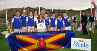 Inter Infantil Mixto 2013 – Memorial Blanca Mayor