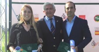 Itziar Nieto y Sergio García graduados como Técnicos Deportivos Nivel II