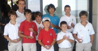 IV prueba de la Liga Infantil Gallega 2011