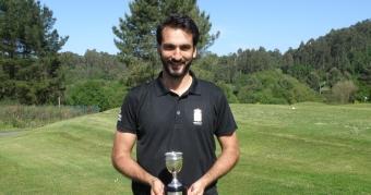 Javier Acción Campeón Gallego de 3ª Categoría