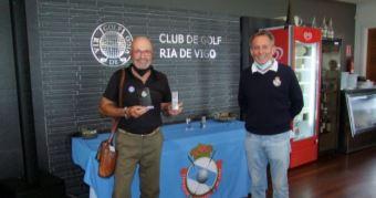 Jesús A. Moreira y Palmiro Garrido ganan la 2ª Prueba del Circuito Senior