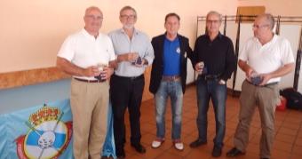 Jesús Ángel Moreira se proclama vencedor de la 4ª prueba del Circuito Senior