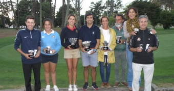 Joaquín Calatayud y Natalia Martínez-Rumbo Campeones de Parejas Mixtas
