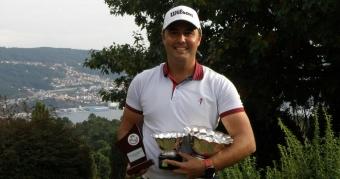 José L. Adarraga Campeón del Circuito Gallego de Profesionales 2020