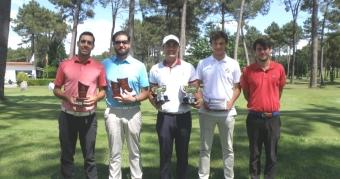 José Luis Adarraga Campeón del Circuito Gallego de Profesionales por cuarta vez