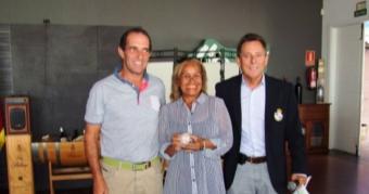 José Manuel Blach y Alba Olivero vencedores de la 3ª Prueba del Circuito Senior