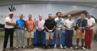 José Moya Ballesteros Campeón Mid Amateur 2019