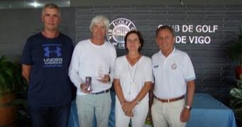 José Villar y Manuel D. Chouza vencen en la 2ª Prueba del Circuito Senior
