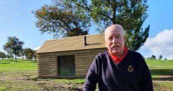 Se jubila Rafael García Madriñan responsable del campo del RAC Santiago