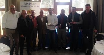 Manuel A. Leis, Campeón Gallego de 3ª categoría en Guitiriz