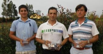 Manuel Angel Martínez vence en el Trofeo Federación