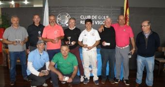 Manuel Carballal se proclama Campeón Gallego Mid Amateur