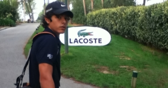 Manuel Hernández se clasifica para la Final del Circuito Lacoste Promesas