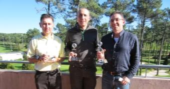 Manuel Vilas ganador del Trofeo Federación