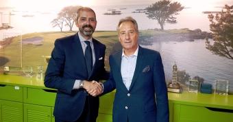 Mario Covelo nuevo Presidente de la Federación Gallega de Golf