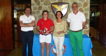 Marta García se proclama vencedora del Trofeo  Xunta de Galicia Femenino