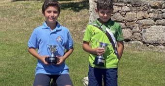 Martín Docabo Villanustre se proclama campeón de España Benjamín de Pitch&Putt