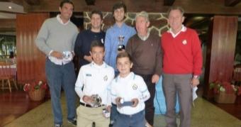 Miguel Fernández ganador del Torneo de Otoño