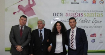 Todos con el OCA Augas Santas International Ladies Open