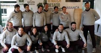 El R.A.C. Vigo campeón del Match Desafío Atlántico 2019