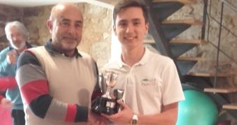 Raúl Yáñez Perteagudo Campeón de Galicia de 3ª Categoría
