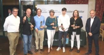 Récord de participantes en el Torneo Finisterre Motor en La Zapateira