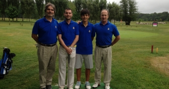Río Cabe se clasifica tercero en el Europeo de Clubes de Pitch&Putt
