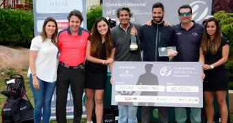 Santiago Tarrió gana el Gran Premio Botanic de Castellón