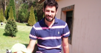 Santiago Tarrio vencedor de la 1ª Prueba del Circuito de Profesionales
