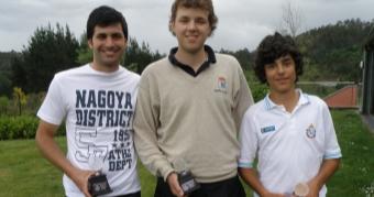 Segunda prueba del ranking juvenil y ranking gallego 22-34 años