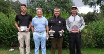 Toño Carro Campeón del Circuito Gallego de Profesionales