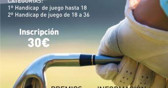 Torneo Benéfico Asociación Española Contra el Cáncer - Campo de Golf de Meis