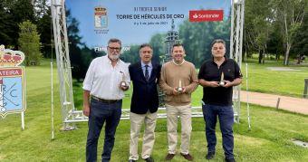 Torre de Hércules de Oro: Jorge Rubio, ganador scrtach de la undécima edición