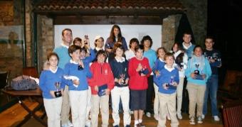 VI prueba de la LIGG y V prueba del Ranking Juvenil 2011