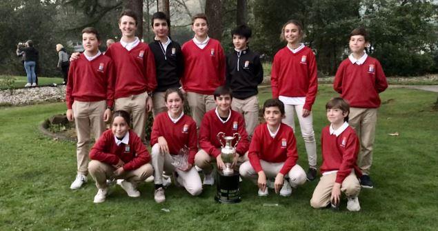 El RCG La Coruña, campeón de la 27ª edición de la Liga Gallega Juvenil