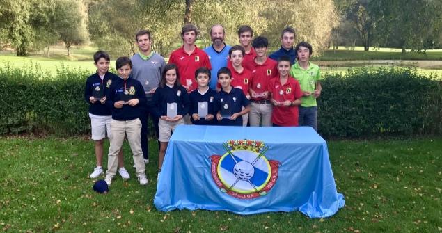 Tercera Prueba Liga Gallega Juvenil 2019