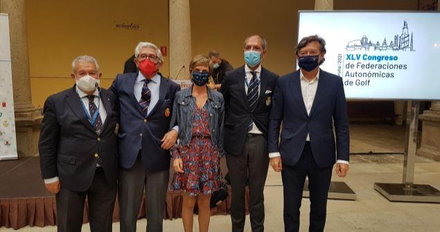 XLV Congreso de Federaciones Autonómicas de Golf